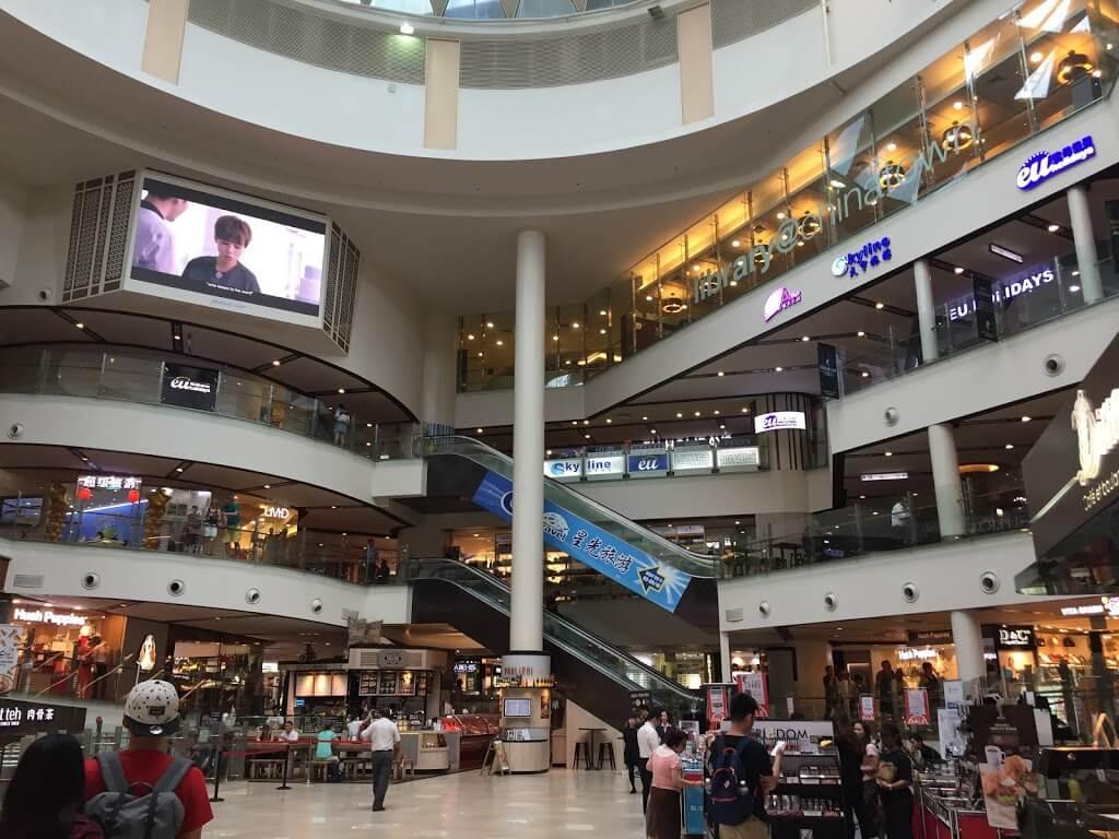 【SFC修行】シンガポール観光その4(Chinatown)