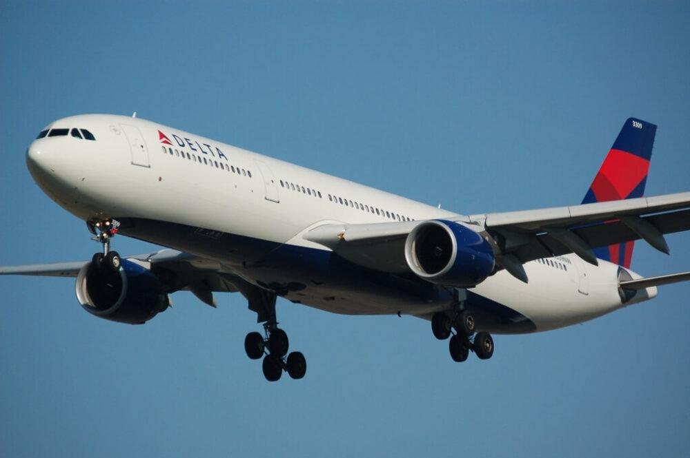 国内線1フライト毎に500マイルもらえるデルタ航空から世界初個室型ビジネスクラスが10月に就航
