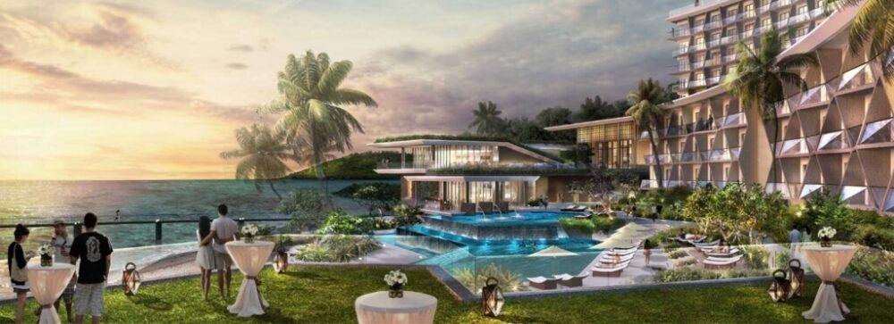 バリ島のアヤナリゾート系列の新ホテルが2018年夏にオープン
